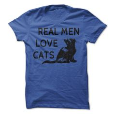 https://www.sunfrog.com/Real-Men-Love-Cats-navy.html?65051- 3 color options.