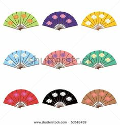 set with fans by kle555, via Shutterstock