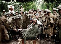 Crónica gráfica de la Primera Guerra Mundial - 7717 - Obesia