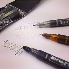 #Derwent #Graphik #Pens #CassArt #illustration #drawing #sketching #sketchyoursummer