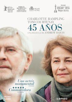 45 años [Videograbación] / una película de Andrew Haigh