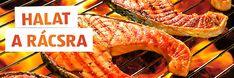 Ki mondta, hogy a grillszezonban csak hús kerülhet a rostra? A grillen elkészített hal is lehet fenomenális! Az ALDI-nál ráadásul még kifogni is könnyű őket. Okra, Shrimp, Meat, Food, Gumbo, Essen, Meals, Yemek, Eten