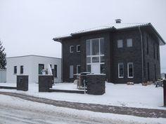 Einfamilienhaus mit Anbau, Schönwalde-Glien