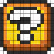 superhero perler bead patterns - Google Search