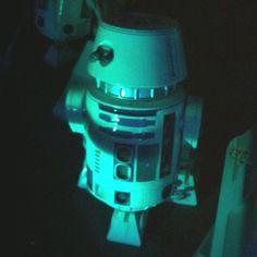 Star Tours droid