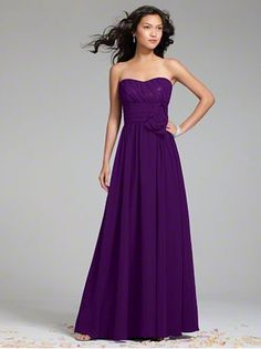 Bridesmaid Dress Idea #1
