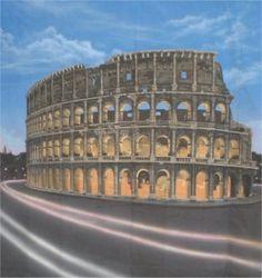 Coliseum Backdrop