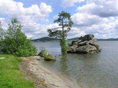 Озеро Таватуй. Свердловская область.