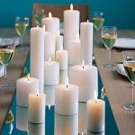 Decorations Tips, Wedding Centerpieces Without Flowers Ideas: Ideas on Wedding Centerpieces without Flowers