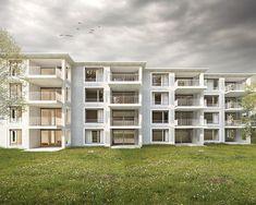 Mehrfamilienhaus Morgental. Rafael Schmid Architekten