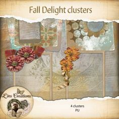 Fall delight clusters