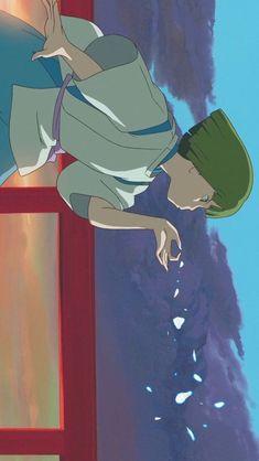 Sen and Chihiro go missing Studio Ghibli Art, Studio Ghibli Movies, Animes Wallpapers, Cute Wallpapers, Anime Disney, Manga Anime, Anime Art, Chihiro Y Haku, Anime Kunst