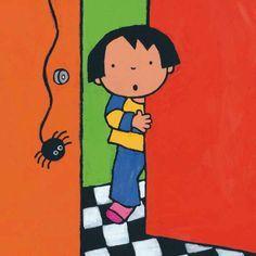 Afbeeldingsresultaat voor thema spinnetjes