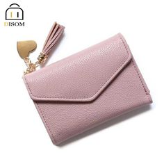 Find More Wallets Information about Tassel Carteras Mujer Women Wallet Lady Hasp…