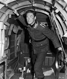 """Desperate Journey"" (1943) - Errol Flynn - Directed by Michael Curtiz - Warner Bros."