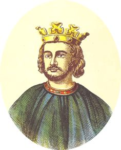 King John By Firkin Created 2016-08-12 Description: From a drawing in 'Hanes Prydain Fawr: o'r cyfnod boreuaf hyd yr amser presenol', Owen Ellis, 1875.