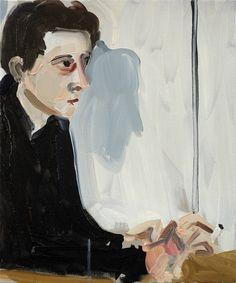 chantal joffe British Artist, Artist Paint, Portraiture, Painting Inspiration, Fashion Painting, Visual Art, Art, Chantal Joffe, Portrait Art