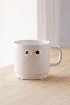 Slide View: 2: Googly Eye Mug