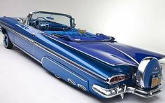 Retro Cars, Vintage Cars, Antique Cars, Custom Motorcycle Paint Jobs, Convertible, Chevrolet Impala, Amazing Cars, Chevy Trucks, Hot Cars