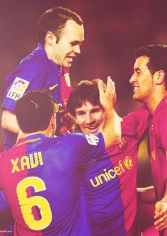 FC Barcelona. - Click image to find more sports Pinterest pins