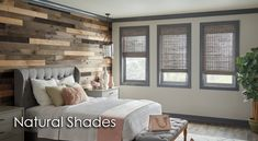 Bamboo Blinds Woven Shades Custom Woven wood Shades Bamboo shades Cordless or Cord Blackout option Rattan shades Farmhouse roman shades Living Room Blinds, Bedroom Blinds, Diy Blinds, House Blinds, Fabric Blinds, Blinds For Windows, Curtains With Blinds, Sheer Blinds, Window Blinds