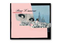 """Collage und Gestaltung LEMONGRASS """"Pour L'amour"""""""