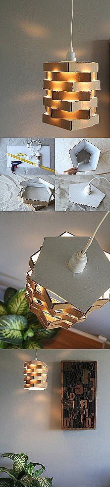 Gorgeous stylish lamp