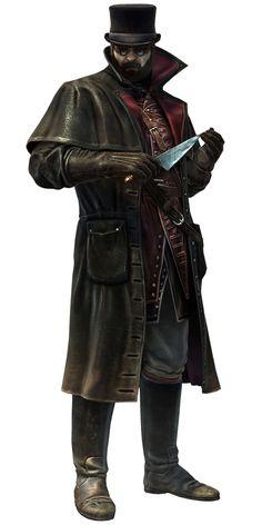 Assassin's Creed III - Victor Wolcott