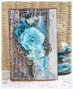 French+Riviera+2+-+Prima+Card - Scrapbook.com