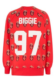 SUNHIGY SW #biggie #backnumber #allover #sweater