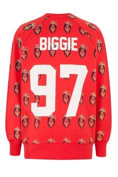 SUNHIGY SW #biggie #backnumber #allover #sweater