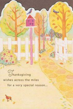 Thanksgiving Greeting Cards, Thanksgiving Greetings, Ebay