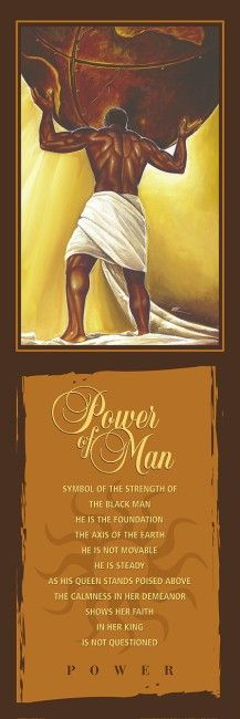 """Power of Men (Statement) by Kevin """"WAK"""" Williams"""