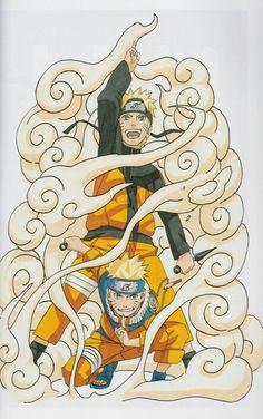 Naruto Illustrations Uzumaki Naruto Official Art Book (US Version) Naruto Shippuden, Hinata, Naruto E Boruto, Naruto Gaiden, Kakashi, Naruhina, Anime Naruto, Manga Anime, Art Naruto