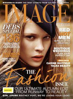 IMAGE Magazine Ireland Cover September 2012