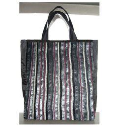 Shopping  borsa a mano  tessuto jacquard  tessuto di BAGSaraGui