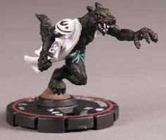 Werewolf Orderly #003 The Lab HorrorClix - HorrorClix: The Lab Singles - Horrorclix - Miniatures