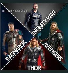 chris hemsworth as thor in avengers infinity war sexy chris