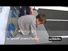 ▶ Enfants de 3 à 5 ans, Athlétisme, Course de vitesse - YouTube
