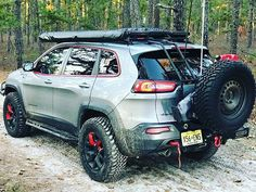 Check out Lift Kits, Long Travel Suspension, Quick Disconnect Swaybars - all custom engineered for your 2014 - 2019 Jeep Cherokee by MFC Offroad. 2014 Jeep Cherokee Trailhawk, Jeep Trailhawk, Lifted Jeep Cherokee, 2014 Jeep Grand Cherokee, Cherokee Car, Jeep Compass Accessories, Jeep Grand Cherokee Accessories, Jeep Wk, Hummer Cars
