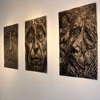 Beautiful Lino Cuts From Wieslaw Haladaj
