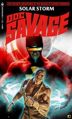 Doc Savage   by jerod blayney