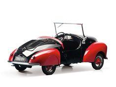 Atlas Babycar 1951 - 2 by Fine Cars Ford Galaxie, Toyota Corolla, Carros Pcd, Carros Honda, Toyota Etios, Cadillac, Bugatti, Carros Lamborghini, Weird Cars