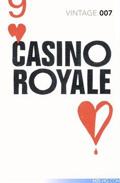 #Vintage #007 Casino Royale (UK)