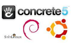 Instalar Concrete5 en Debian y Ubuntu
