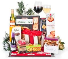 Image for Double Trouble with Lindeman's from Total Office National Mince Pies, Hampers, Double Trouble, Swirls, Table Decorations, Image, Home Decor, Decoration Home, Room Decor