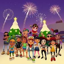 Image result for subway surfer characters