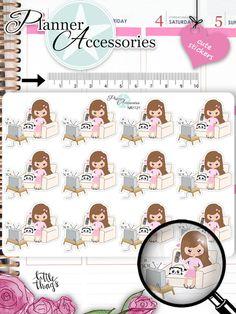 Sticker - Emely Sticker Movie Sticker NR1121 - ein Designerstück von…