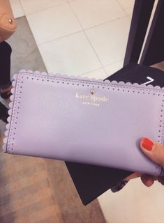 Kate Spade wallet I need this in my life!