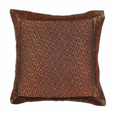 Christmas gift Handwoven silk cushion covers from India 30 x 30 cm: Amazon.de: Kitchen & Home